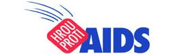 Logo Hrou proti AIDS